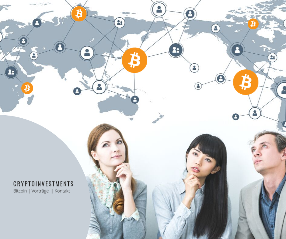 Cryptoinvestments Wer akzeptiert Bitcoin in 2019